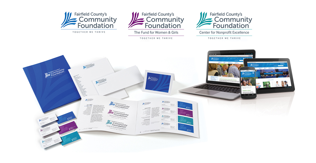 Fairfield County's Community Foundation Brand Development