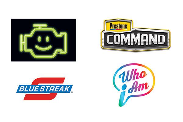 Graphis Branding 7 award winning logos
