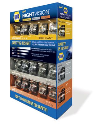 TFIEnvision-marketing-design-agency-NAPA Lighting Endcap