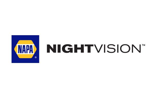 NAPA Night Vision Logo