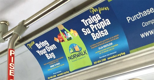 TFIEnvision-marketing-design-agency-City-of-Norwalk--Bring-a-Bag-Campaign-Bus-Sign-Interior
