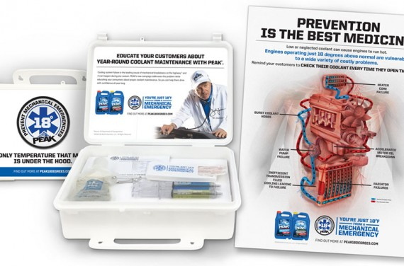 17239 TFIEnvision Marketing Design Agency Old World Industries Peak Coolant Medical Campaign WP