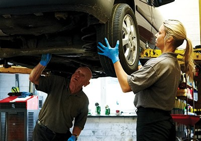 Car Care Council designated April as National Car Care Month